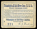 Philadelphia & Salt River Junction Rail Road Company