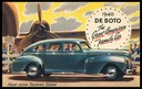 1940 De Soto Four-Door Touring Sedan