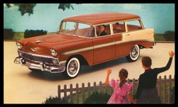 1956 Chevrolet Beauville