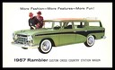 1957 Rambler Station Wagon