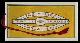 Allied Printing Trades Annual Ball
