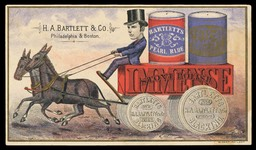 H. A. Bartlett & Company / Bartlett's Stove Polish & Blacking