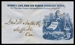 Bisbee's Life, Fire and Marine Insurance Office