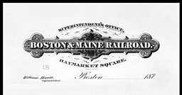 Boston & Maine Railroad