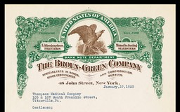 The Brown-Green Company