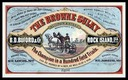 D. B. Bufford & Company / The Browne Sulky