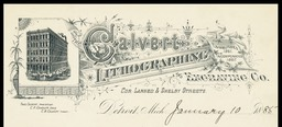 Calvert Lithographing and Engraving Company