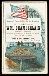 Coleman's Line / William Chamberlain