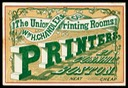 William Chandler & Company / The Union Printing Rooms