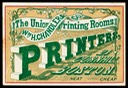 William H. Chandler / The Union Printing Rooms