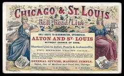 Chicago & St. Louis Rail Road Line