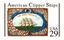 American Clipper Ships / Great Republic Postal Card