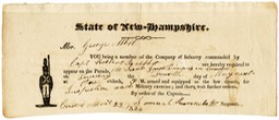 New-Hampshire Militia 1824