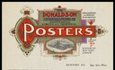 Donaldson Lithographing Company / Posters