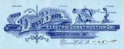 Doss Brothers Electrical Construction Company