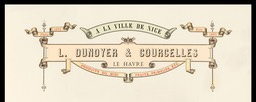 L. Dunoyer & Courcelles