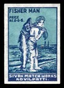 FisherManMatchLabel150