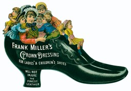 Frank Miller's Crown Dressing