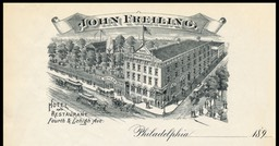 John Freiling / Hotel and Restaurant