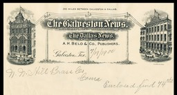 The Galveston News / The Dallas News