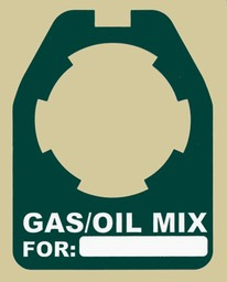 Gas/Oil Mix