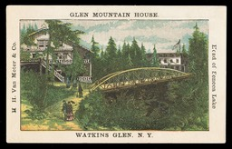 Glen Mountain House