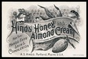 A. S. Hinds' / Hinds' Honey and Almond Cream