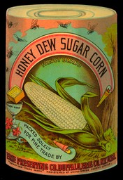 Erie Preserving Company / Honey Dew Sugar Corn