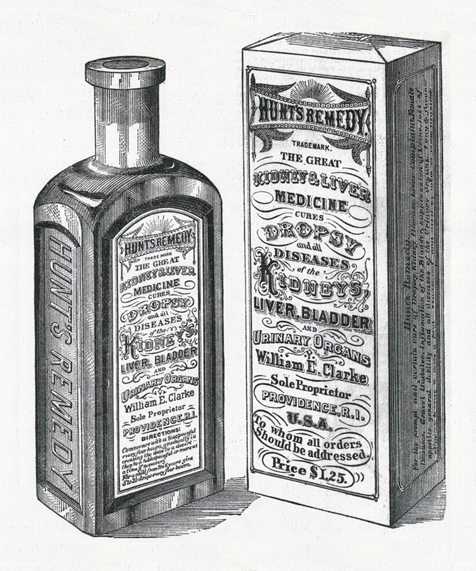 Hunt'sBottle&Wrapper150