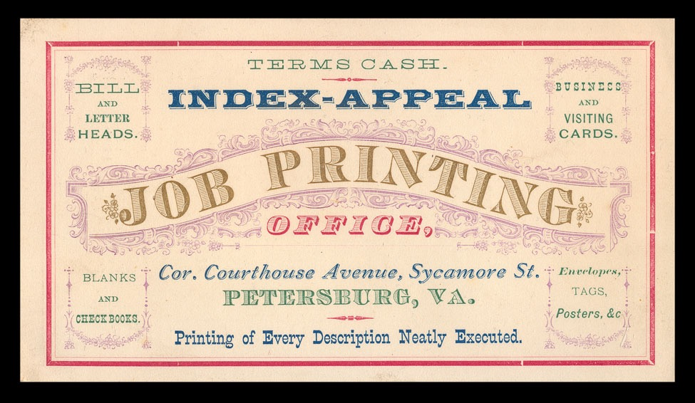 IndexAppealPrinting