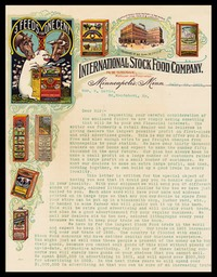 International Stock Food Company