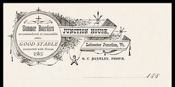 O. C. Huntley / Junction House
