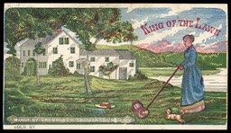 Gregg & Company / King Of The Lawn