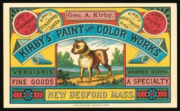 Kirby's Paint and Color Works
