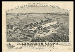 D. Landreth & Sons / Garden Seeds