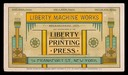 F.M. Weiler's Liberty Machine Works / Liberty Printing Press