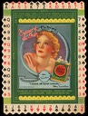 Lucky Strike Bridge Game Card, Hand #37