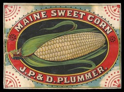 J. P. & D. Plummer / Maine Sweet Corn