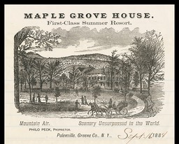 Philo Peck / Maple Grove House