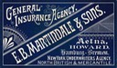 E. B. Martindale & Sons