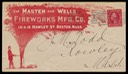 The Masten and Wells Fireworks Manufacturing Company