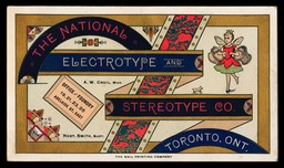The National Electrotype and Stereotype Company