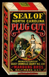 Marburg Brothers / North Carolina Plug Cut Tobacco