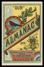 """Our"" Almanac, 1879"