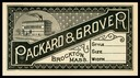 Packard & Grover Shoes
