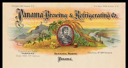 Panama Brewing & Refrigerating Company