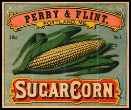 Perry & Flint / Sugar Corn