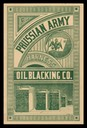 Prussian Army Harness Oil Blacking