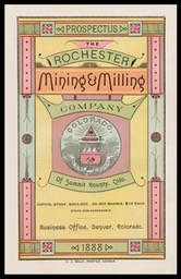 Rochester Mining & Milling Company
