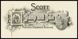 Scott Stamp and Coin Company